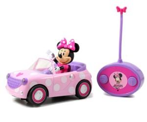 Disney Junior Minnie Mouse Roadster RC Car review