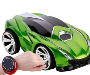 RC Car with Voice Activation & Hand and Voice Activated Wrist RC Smart Watch by GNG review
