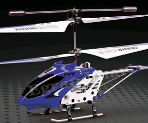Cheerwing S107 Mini RC Helicopter review