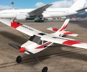 FUNTECH RC 611 Airplane review