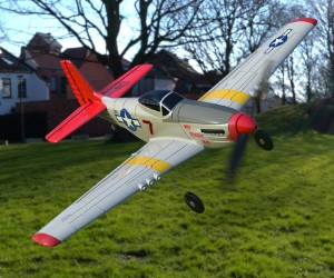 VOLANTEXRC RC Airplane, Warplane P51 Mustang review
