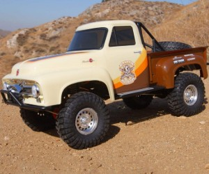 1:10 Axial® SCX10™ II Ford F-100 RC Rock Crawler review