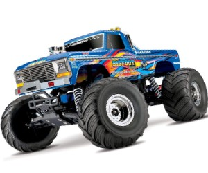 1:10 Traxxas Bigfoot review