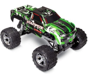 1:10 Traxxas Stampede review