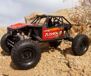 1:10 Axial Capra 1.9 Unlimited Trail Buggy RC Rock Crawler review