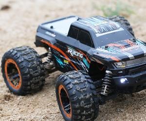 1:16 DEERC 16889 High Speed RC Monster Truck review