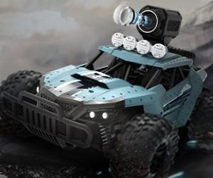 1:16 DEERC DE36W RC Monster Truck with Camera review