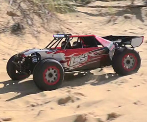 1:5 Losi DBXL-E 2.0 RC Desert Buggy Smart review