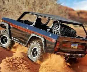 1:10 Redcat Racing Blue GEN8 Scout II Rock Crawler, Licensed International Harvester Scout II Rally Edition review