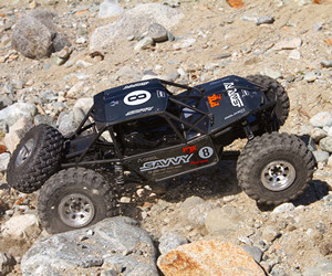 1:10 Axial RR10 Bomber RC Rock Racer review