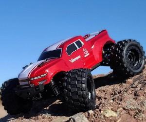 1:10 Redcat Racing Volcano Monster Truck review