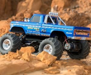 1:10 Traxxas BIGFOOT® No. 1 Original RC Monster Truck review
