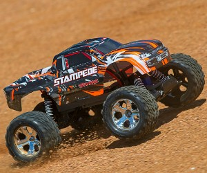 1:10 Traxxas Stampede Monster Truck  review