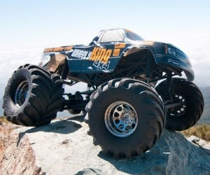 1:12 HPI Racing Wheely King Monster Truck review