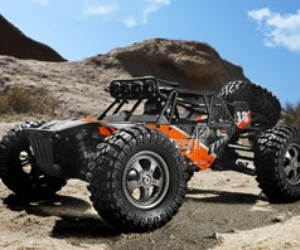1:12 Haiboxing 12815 Protector RC Sand Rail Buggy review