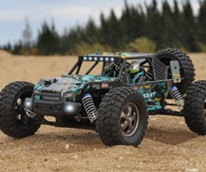 1:12 Haiboxing 2995 High Speed RC Desert Truck review