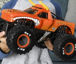 1:15 Monster Jam, Official El Toro Loco RC Monster Truck review