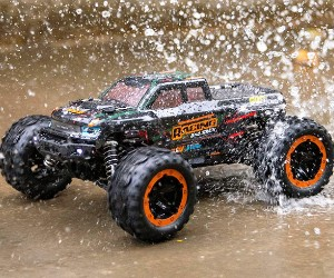 1:16 Haiboxing 16889 Racing RC Truck Hobby Grade review