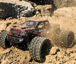 1:18 Haiboxing 18859E Red RC Monster Truck Hobby Grade review
