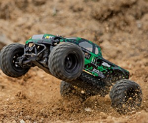 1:18 Haiboxing Rampage RC Truck  review