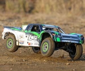 1:6 Losi Super Baja Rey RC Desert Truck review