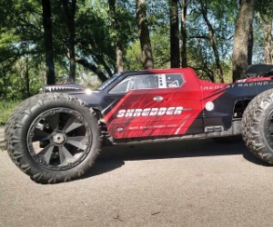 1:6 Redcat Racing Shredder RC Truck review