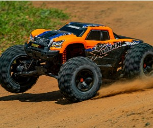 1:6 Traxxas X-Maxx RC Monster Truck review