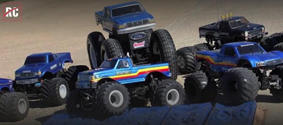 Bigfoot RC Trucks