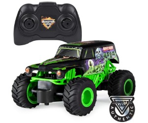 1:24 Monster Jam, Official Grave Digger Remote Control Monster Truck review