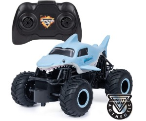 1:24 Monster Jam, Official Megalodon Remote Control Monster Truck review