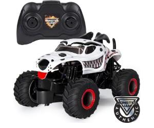 1:24 Monster Jam, Official Monster Mutt Dalmatian Remote Control Monster Truck review