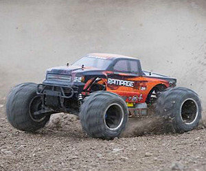 1:5 Radcat Racing Rampage RC Monster Truck review