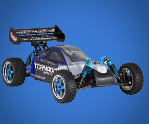 1:10 Redcat Racing Tornado EPX PRO Buggy review